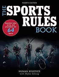 Image of the product The Sport Rules Book 4th that is listed on the catalogue brand of Human Kinetics, Inc..