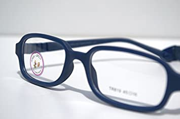 87fa6fc64ac7 Amblyo-Specs Eye Glass Frames for Kids, Flexible, Prescription Glasses 45-16