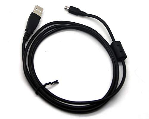 FidgetFidget USB Data Cable for Kodak EasyShare DX6340 DX6440 DX6490 DX7440 DX7590 DX7630 U-4 ()