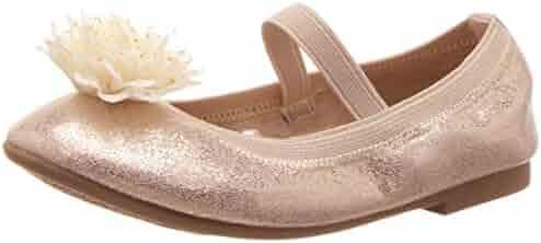 The Children's Place Kids' Tg Flower Kayla Ballet Flat