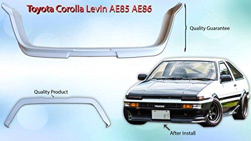 Ae86 Body Kit (New Toyota Corolla Levin Trueno AE85 AE86 Front Bumper Lips 83-87 Late Model FRP)