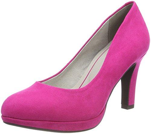 Tacco Pink Scarpe Marco Donna Rosa 22417 Tozzi con 70Ipq