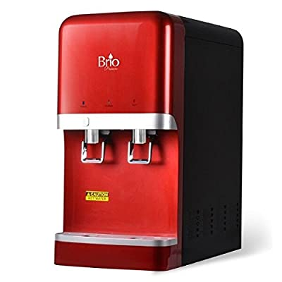 Brio CL3000 Counter Top Bottleless Water Dispenser (with or without) Filtration Package