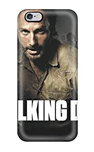 Shock Absorbent Hard Phone Case For Iphone 6plus (qAb1249mzdy) Unique Design Nice Walking Dead Temporada 3 Pattern
