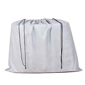 Amazon.com: 2 bolsas de polvo de material transpirable no ...