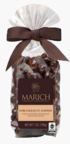 Marich - Stand Up Bag - 7oz (Dark Chocolate (Chocolate Coated Almonds)
