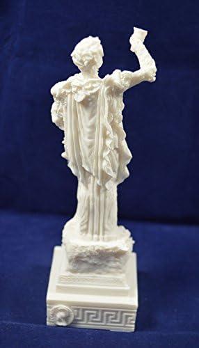 Estia Creations Dionysus Sculpture Statue Ancient Greek God of Wine and Extacy