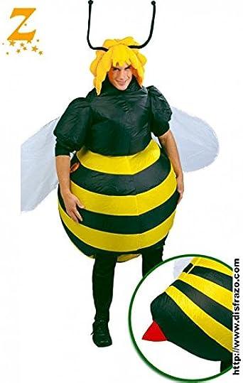 Disfraz hinchable abeja: Amazon.es: Ropa y accesorios