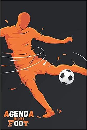 Amazon.com: Agenda 2021 foot: Agenda 2021 Semainier Football