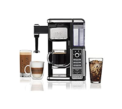 Ninja CF112 Coffee Bar Single-Serve System