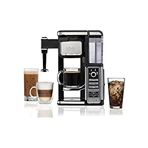 Ninja CF112 Coffee Bar Single-Serve System 41Rh2txAG3L