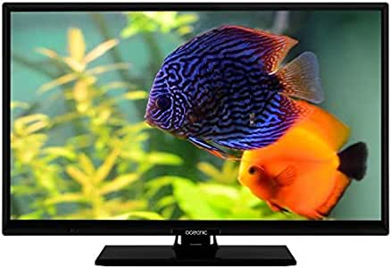 OCEANIC TV LED HD 24 (60 cm) - Smart TV - 1366 x720: Amazon.es: Electrónica