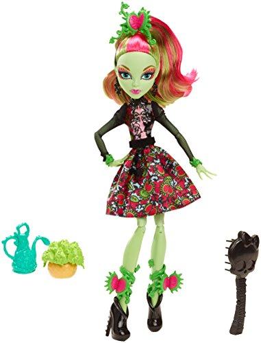 Monster High Gloom 'n Bloom Venus McFlytrap Doll (Monster High Boy Dolls For Sale)