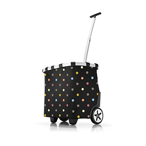 reisenthel Carrycruiser Shopping Trolley, Dots by reisenthel