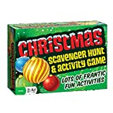 Christmas Scavenger Hunt & Activity Game