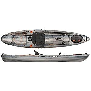 10. Pelican Sport Strike 120X Angler Kayak