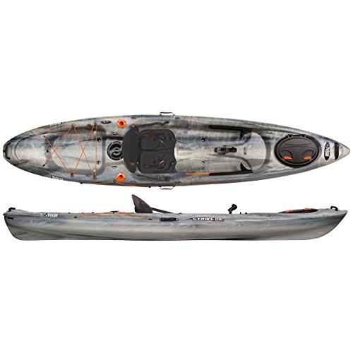 Flush Mount Premium Rod Holder - Pelican Sport Strike 120X Kayak - Fade Granite