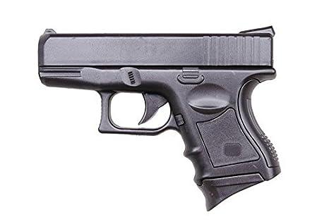 Pistola airsoft Cyma P698 negra . Calibre 6mm. Potencia 0,5 ...