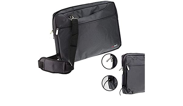 Navitech Grey Graphics Tablet Case//Bag Compatible with The Wacom Intuos Pro S