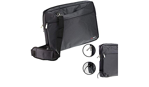 Navitech Black Graphics Tablet Case//Bag Compatible with The Parblo A640