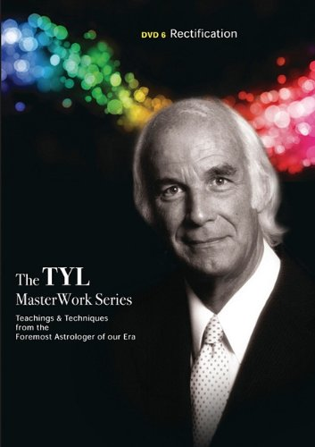 Noel Tyl's Rectification DVD6: Determining the Ascendant. Employing Arcs and Transits. Cleopatra of Egypt / George Washington. (Noel Tyl's DVD Series)