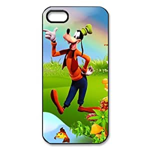 Customize Lovely Cartoon Series Goofy Back Cover Case for iphone 5 5S JN5S-2064
