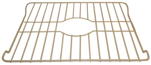 Better Houseware 1487/A - Large Sink Protector, Almond