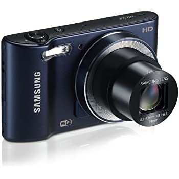 Amazon.com : Samsung WB30F Smart Wi-Fi Digital Camera, 16.2 ...