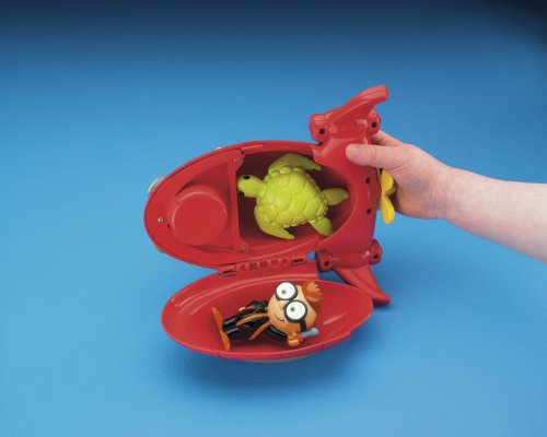 Fisher-Price Rocket's Tub Adventure by Fisher-Price (Image #2)