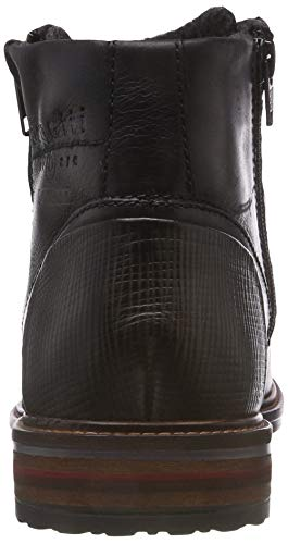 schwarz Clasicas 1000 Hombre 311377363000 Bugatti Botas Negro Para aBpwYq