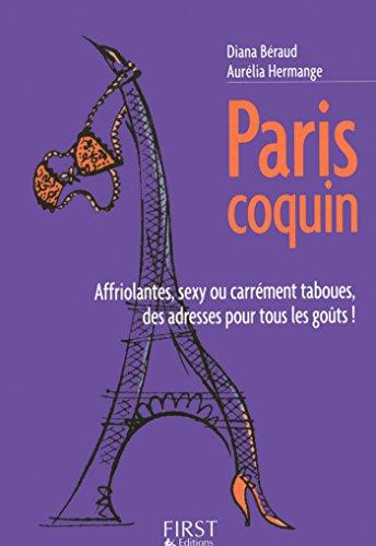 Petit livre de - Paris coquin (LE PETIT LIVRE) (French Edition)