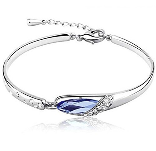 Style Decoration Hot Temperament Bracelet Austria Crystal Gifts Female Models Of Glass Shoes Bracelet