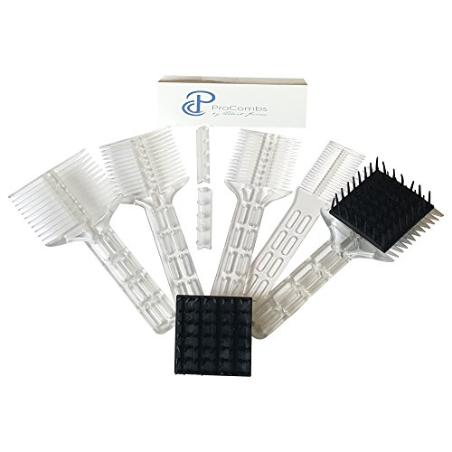 Scissor/Clipper Over Comb Tool For The Perfect -