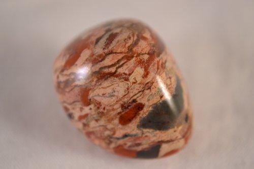 Tumbled Brecciated Jasper - Healing Stone, Metaphysical Healing, Chakra Stone
