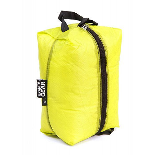 Granite Gear 182230 Unisex Air ZippSack, Lemon Lime, 9L by Granite Gear