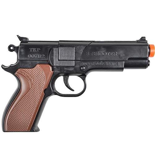 Cap Gun Pistol (Rhode Island Novelty 6.75