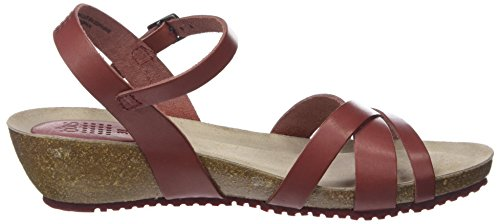 Tbs cranberry Open Toe Women's Red 416 Sandals Sabinne gpYqgSxwr