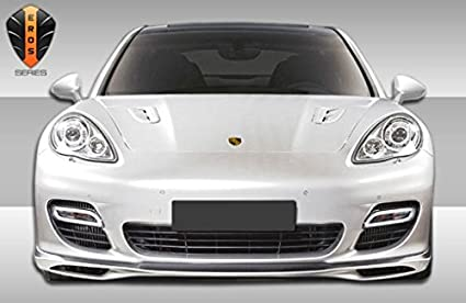 Duraflex 2010-2013 Porsche Panamera Turbo Eros Version 1 Front Lip Under Spoiler Air Dam