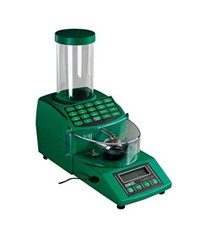RCBS ChargeMaster 1500 98923 Powder Scale/Dispenser Combo 120 VAC Input - Rcbs Powder Dispenser
