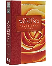 NRSV, Catholic Women's Devotional Bible, Paperback: Featuring Daily Meditations by Women and a Reading Plan Tied to the Lectionary