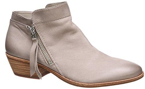 Sam Edelman Women's Packer Ankle Boot, Putty Leather, 8 Medium US