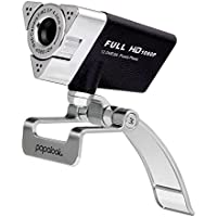 papalook PA187 HD 1080P Webcam