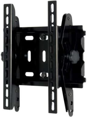 Flat Wall Mount with Articulating Arm for a 32 to 60 Inch Television – Black