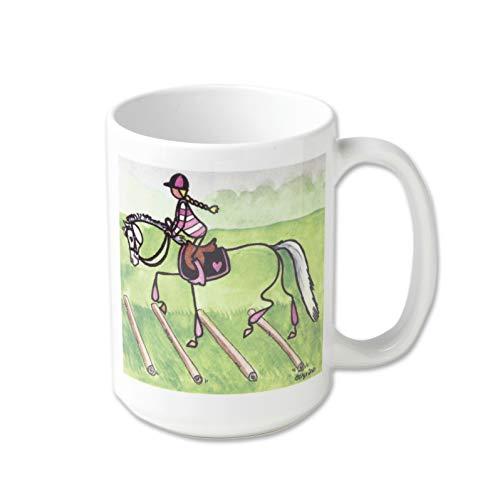 Kelley and Company Stick Pony Mug - Cavaletties