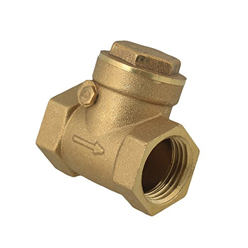 Swing Check Valve (Gold) - 2