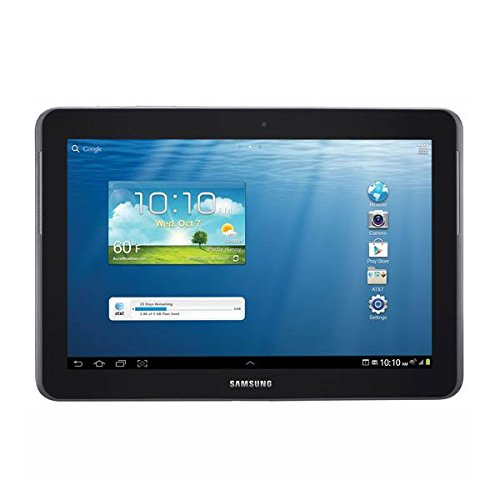 Samsung SGH-I497ZSAATT Galaxy Tab 2 (AT&T) 10-Inch 16GB 3.0 MP 1280 x 800 Pixel (Samsung Galaxy Laptop Tablet)
