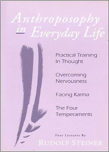 Best selling books 2018 kostenloser Download Anthroposophy in Everyday Life by Rudolf Steiner PDF RTF B006LSCVNO