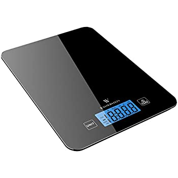 Digital nutrition scale accurate food and nutrient calculator by.