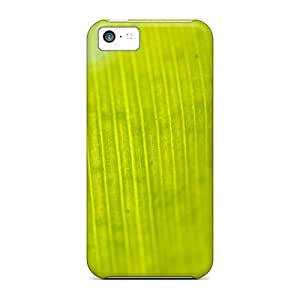 USMONON Phone cases New Style Hard Case Cover For Iphone Iphone 5c- Very Green Nature