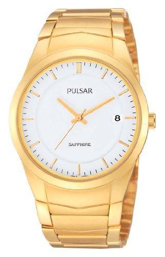 Pulsar Uhren Men's Quartz Watch Modern PS9130X1 with Metal Strap